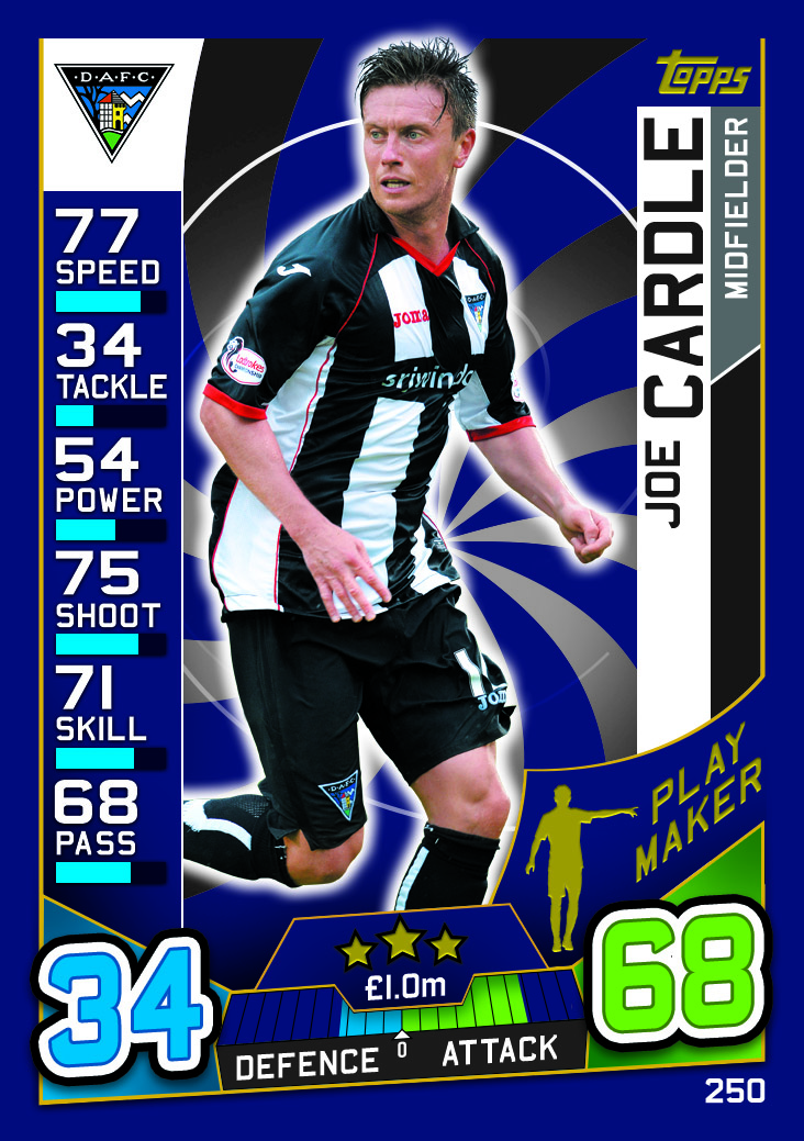 """2c40cbad935 """"The new collection is bigger and better than before, with even more new  cards to collect, giving fans the opportunity to play a fresh, new version  of SPFL ..."""