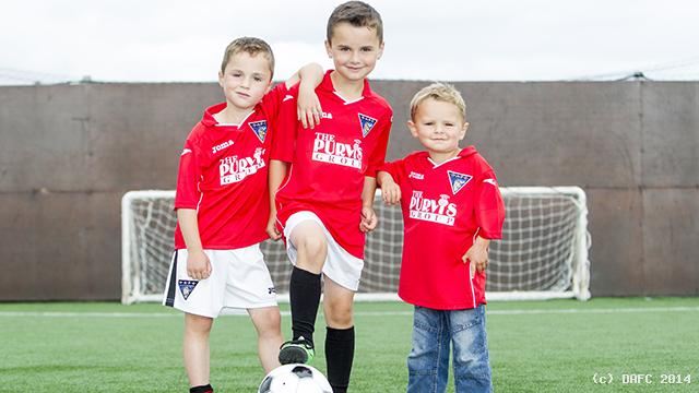 New Term - Dribblers and Mini Kickers