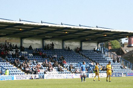 Pars support at Palmerston, May 2009