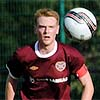 Jefferies dips into Hearts youth squad