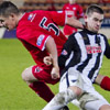 Dunfermline 1 Raith Rovers 0