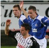 Dunfermline 1 Queen of the South 2