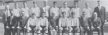 1968 Dunfermline Athletic Scottish Cup Winners